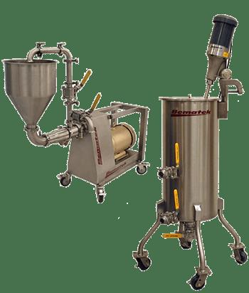 Mixer-System